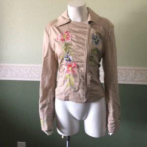 Philosophy floral jacket long sleeve